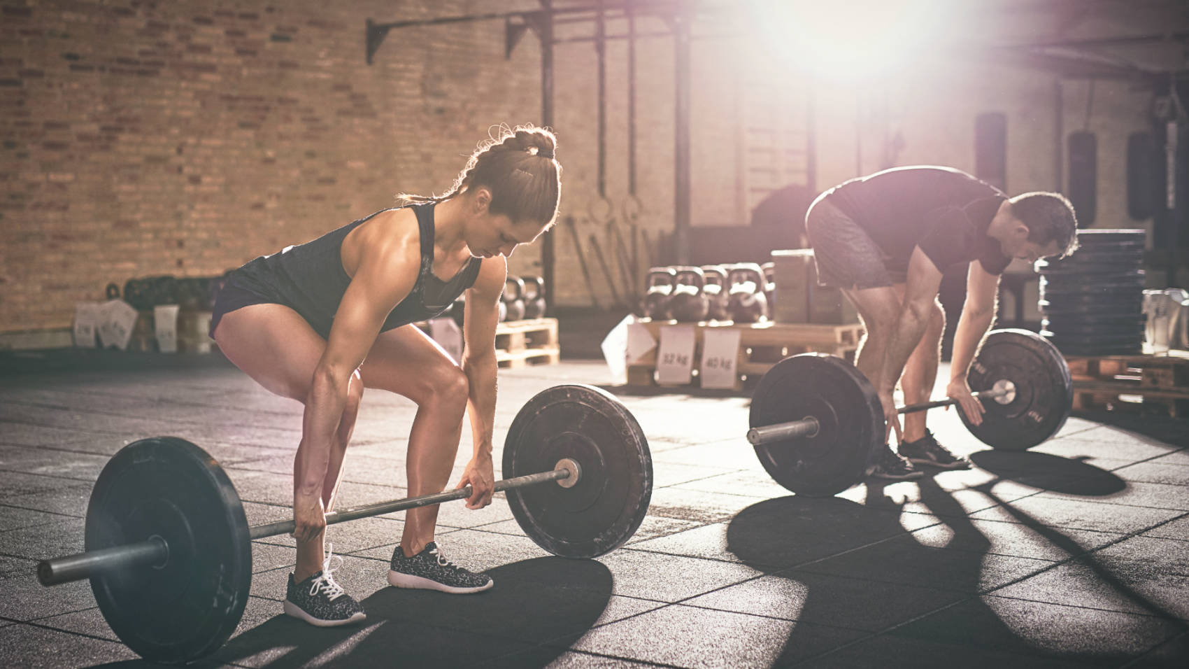 Deadlifts: Don't Be Afraid. We've Got Your Back!
