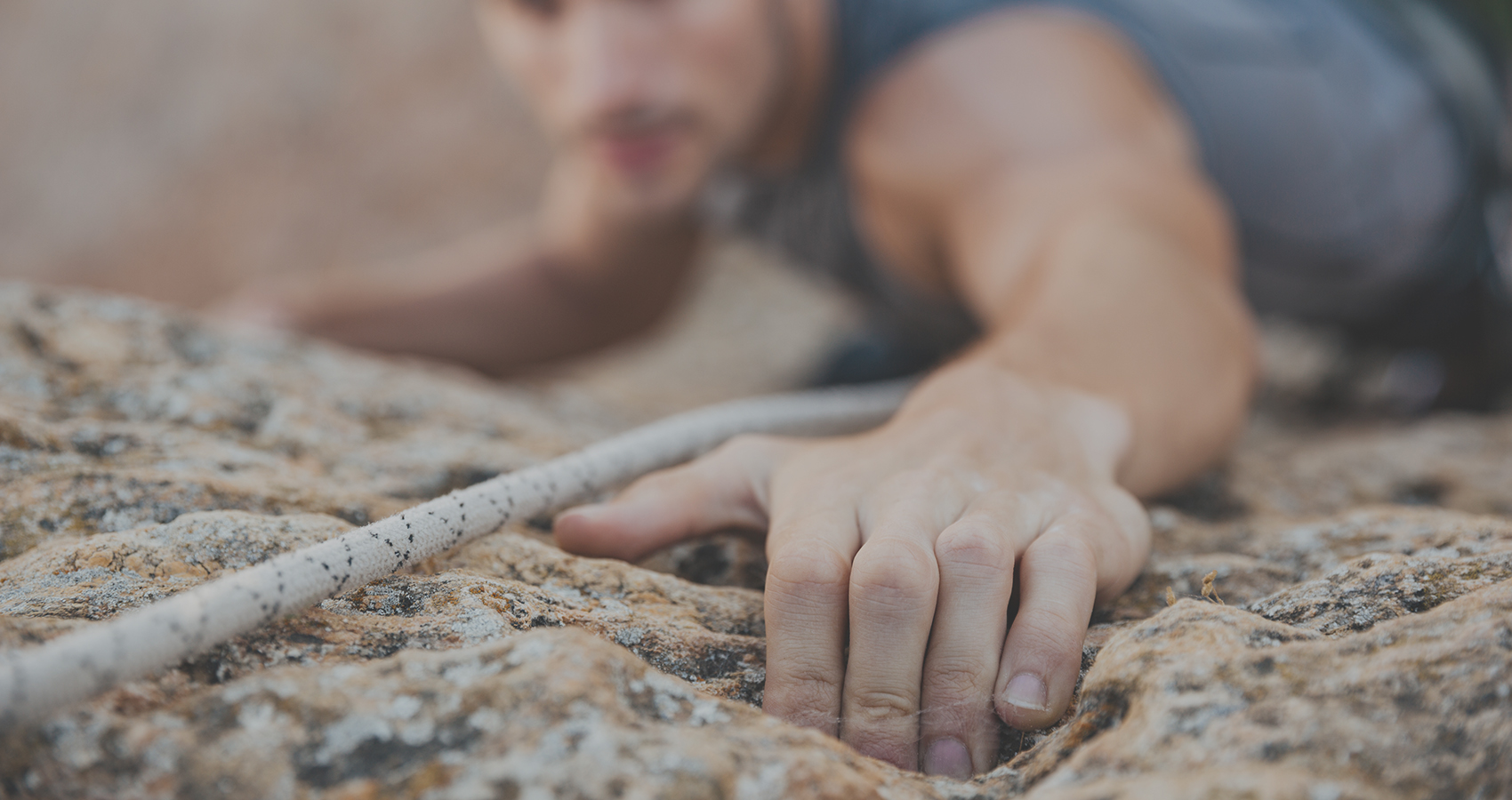 Why you Need Rock Climber Grip Strength + How to Get It