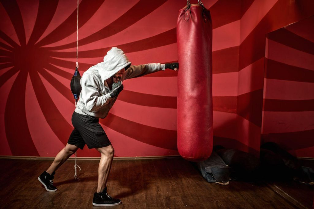 kickboxing workout